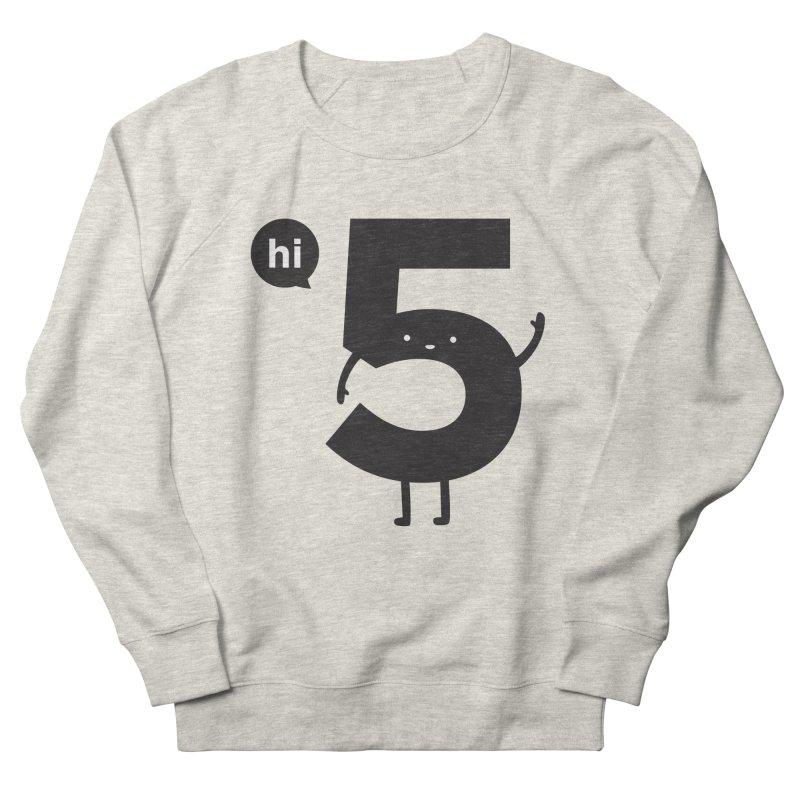 Hi 5 Women's Sweatshirt by jacohaasbroek's Artist Shop