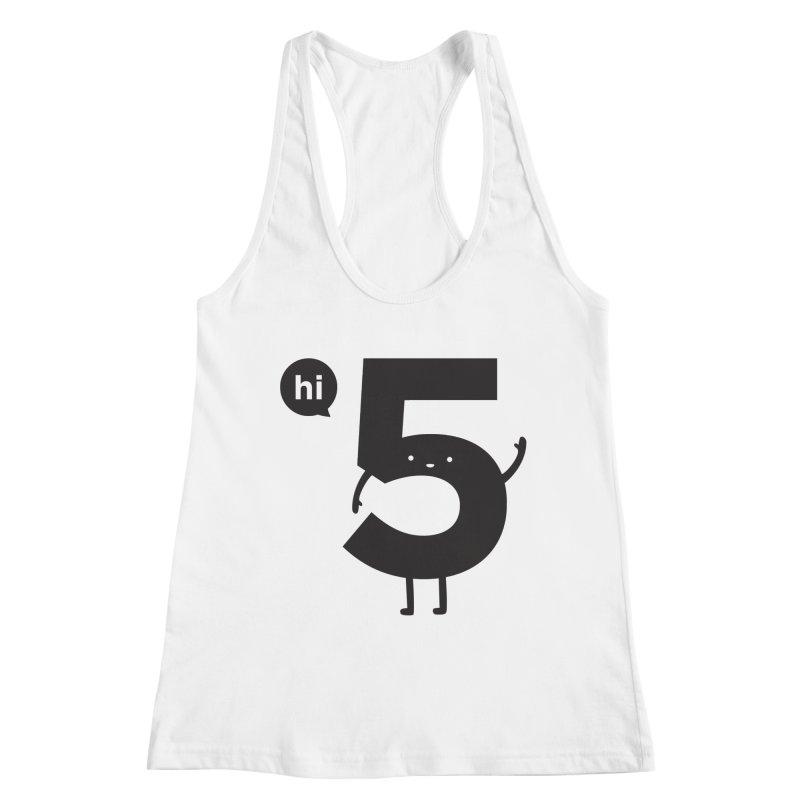 Hi 5 Women's Tank by Haasbroek's Artist Shop