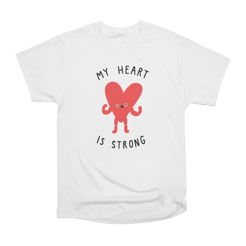Cardio Men's T-Shirt by Haasbroek's Artist Shop