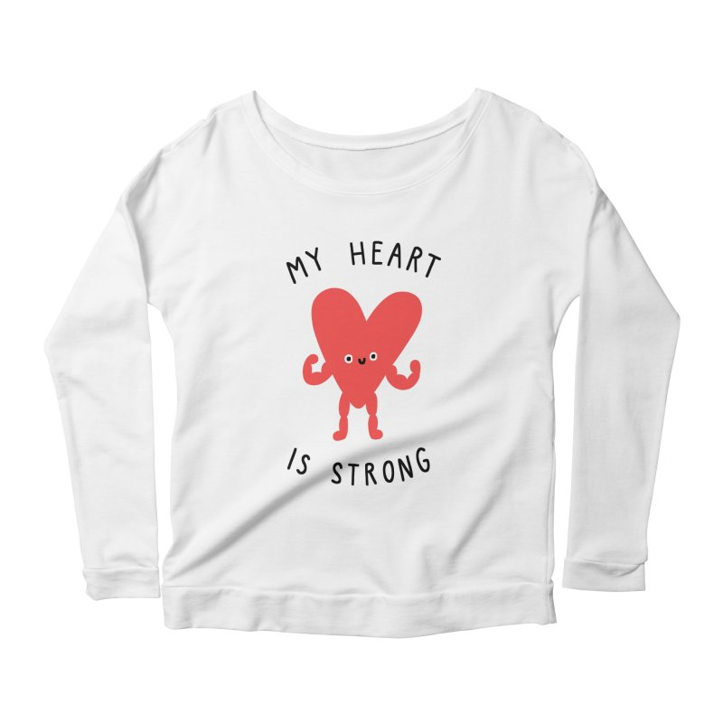 Cardio Women's Longsleeve T-Shirt by Haasbroek's Artist Shop