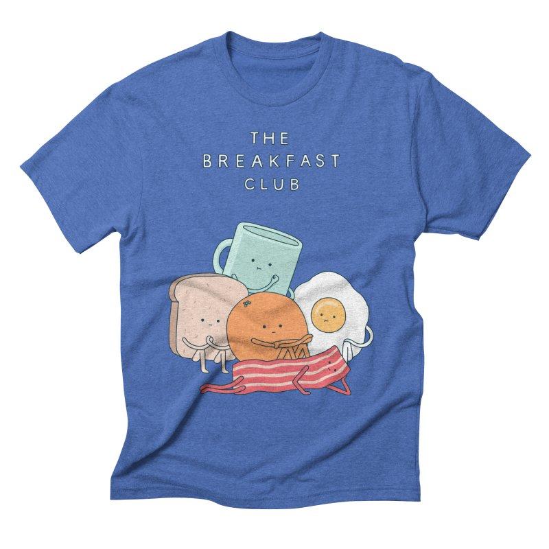 The Breakfast Club Men's T-Shirt by Haasbroek's Artist Shop