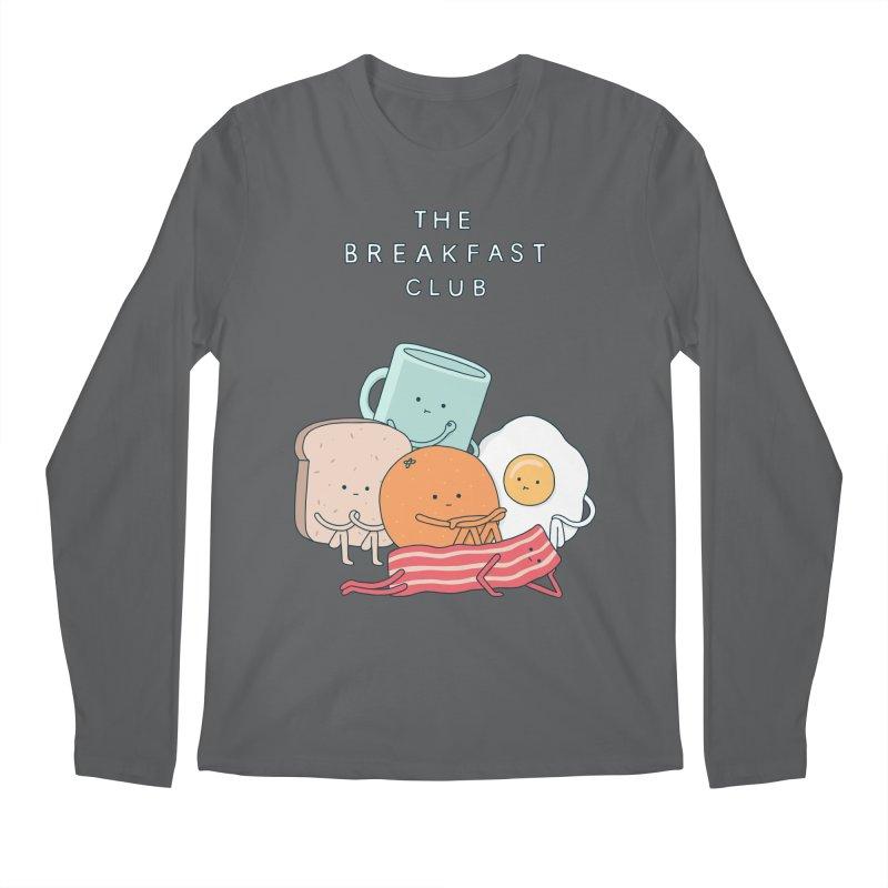 The Breakfast Club Men's Regular Longsleeve T-Shirt by Haasbroek's Artist Shop