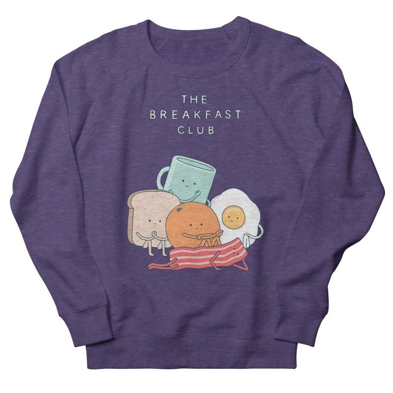 The Breakfast Club Men's French Terry Sweatshirt by jacohaasbroek's Artist Shop
