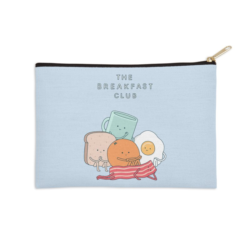 The Breakfast Club Accessories Zip Pouch by jacohaasbroek's Artist Shop