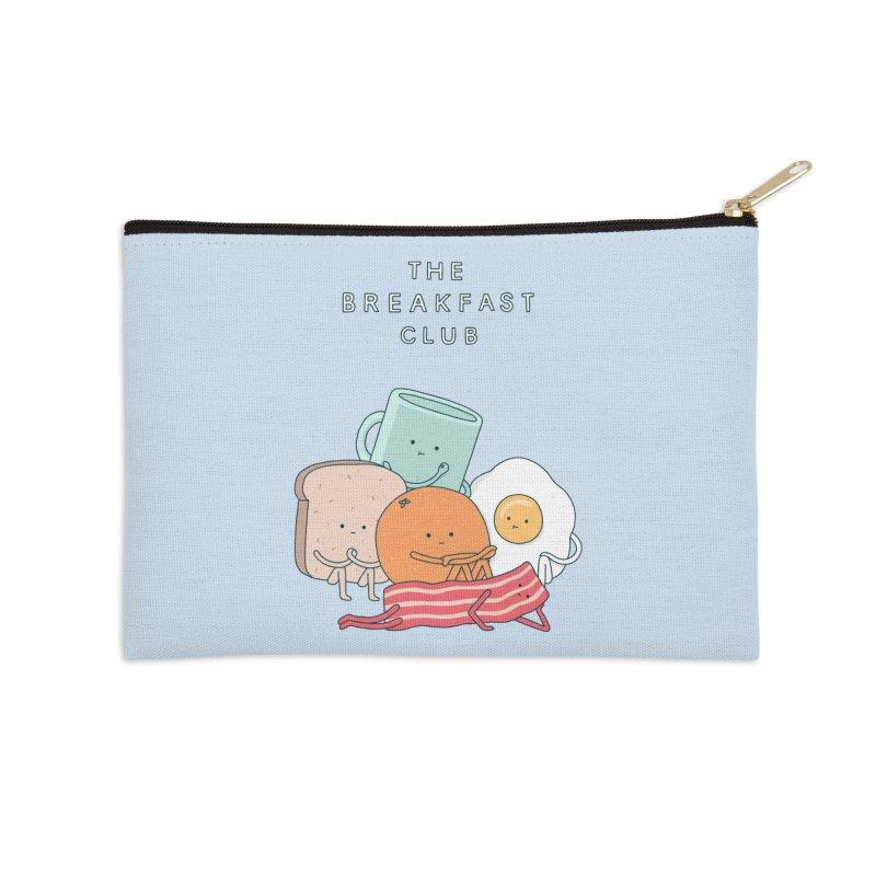 The Breakfast Club Accessories Zip Pouch by jacohaasbroek's Artist Shop