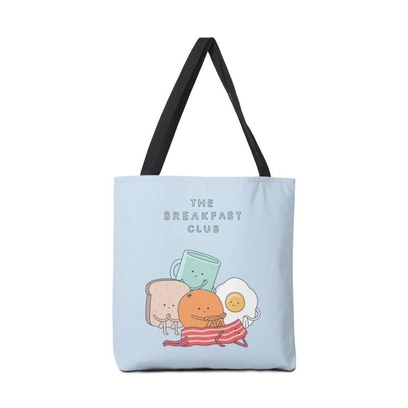 The Breakfast Club Accessories Bag by jacohaasbroek's Artist Shop