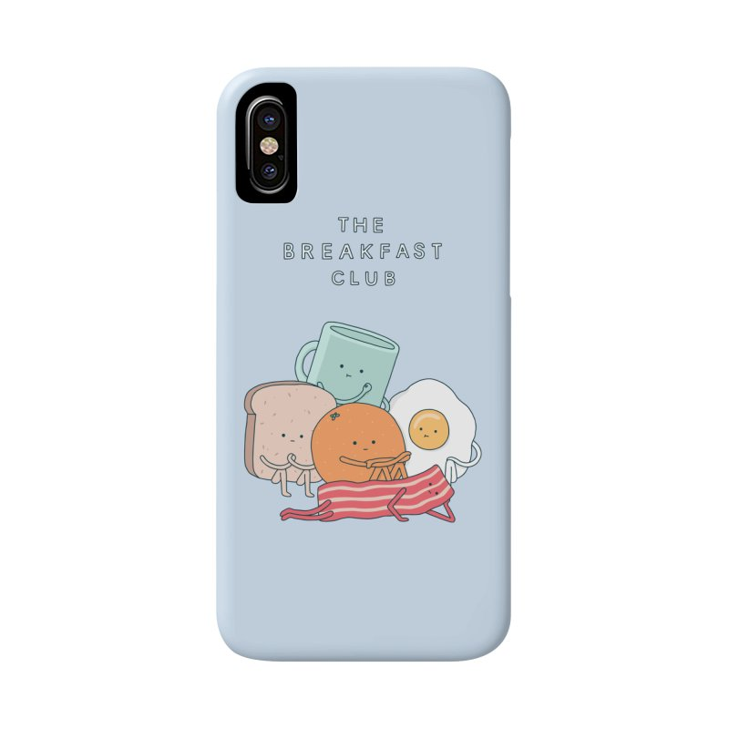 The Breakfast Club Accessories Phone Case by Haasbroek's Artist Shop