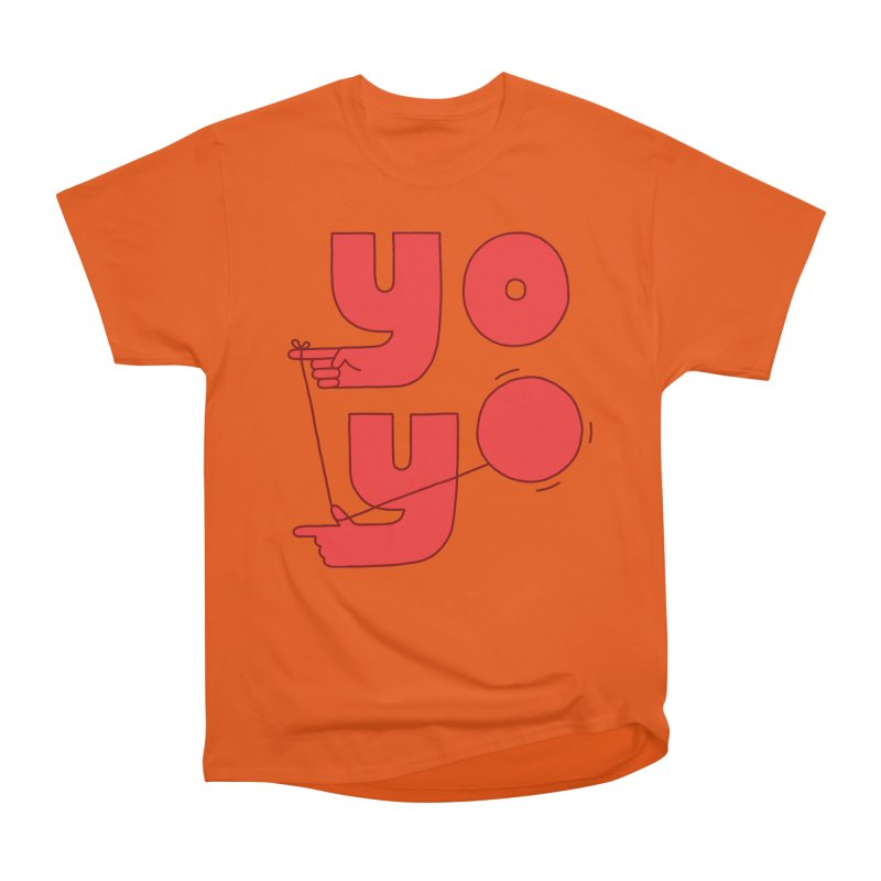 Yo Men's T-Shirt by Haasbroek's Artist Shop