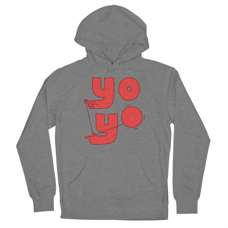 Yo Women's Pullover Hoody by Haasbroek's Artist Shop