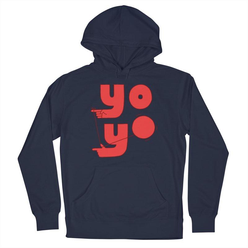 Yo Men's Pullover Hoody by Haasbroek's Artist Shop