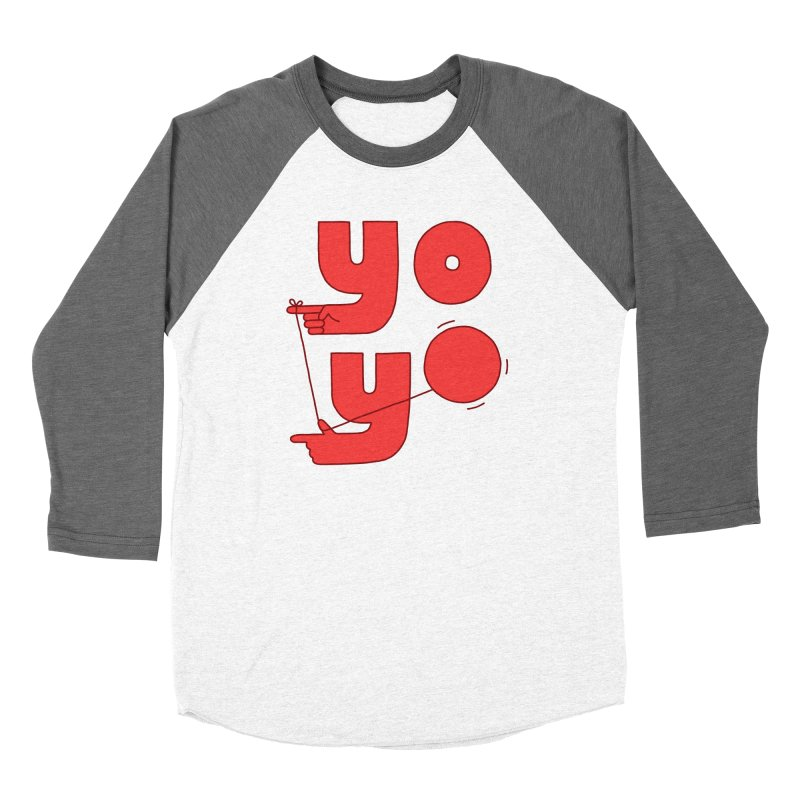 Yo Women's Longsleeve T-Shirt by Haasbroek's Artist Shop