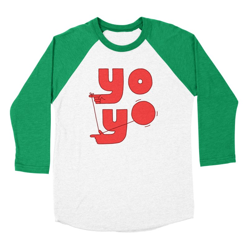 Yo Women's Longsleeve T-Shirt by Haasbroek's Artist Shop