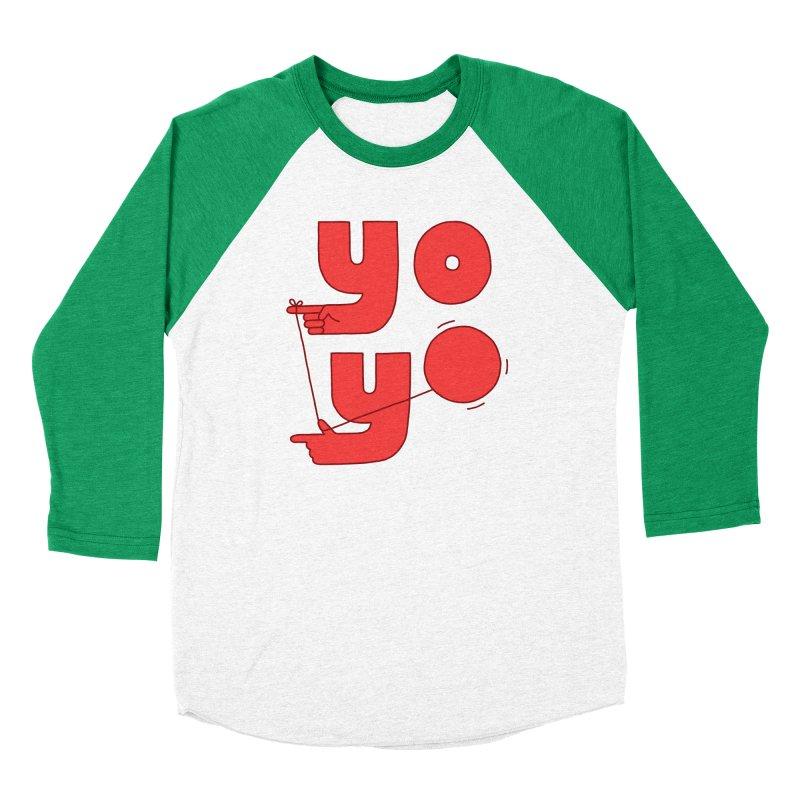 Yo Men's Longsleeve T-Shirt by Haasbroek's Artist Shop