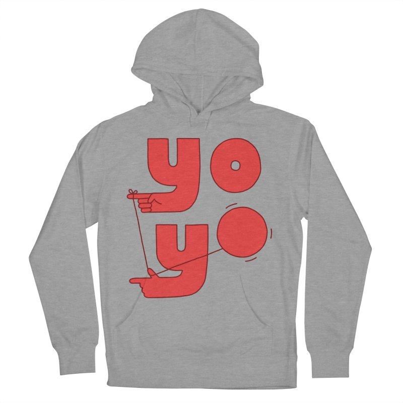 Yo Men's Pullover Hoody by jacohaasbroek's Artist Shop