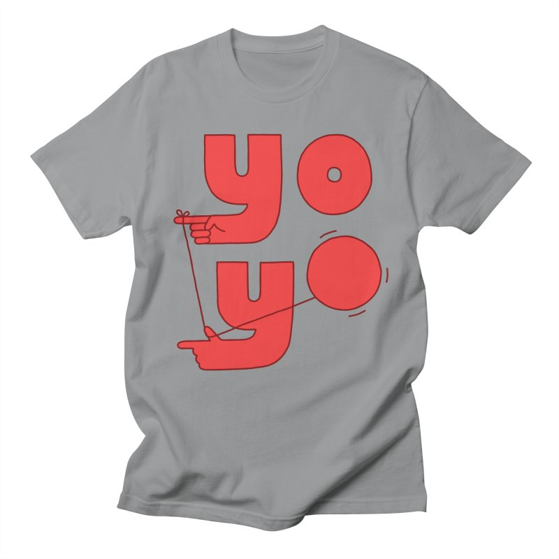 Yo Women's Regular Unisex T-Shirt by Haasbroek's Artist Shop