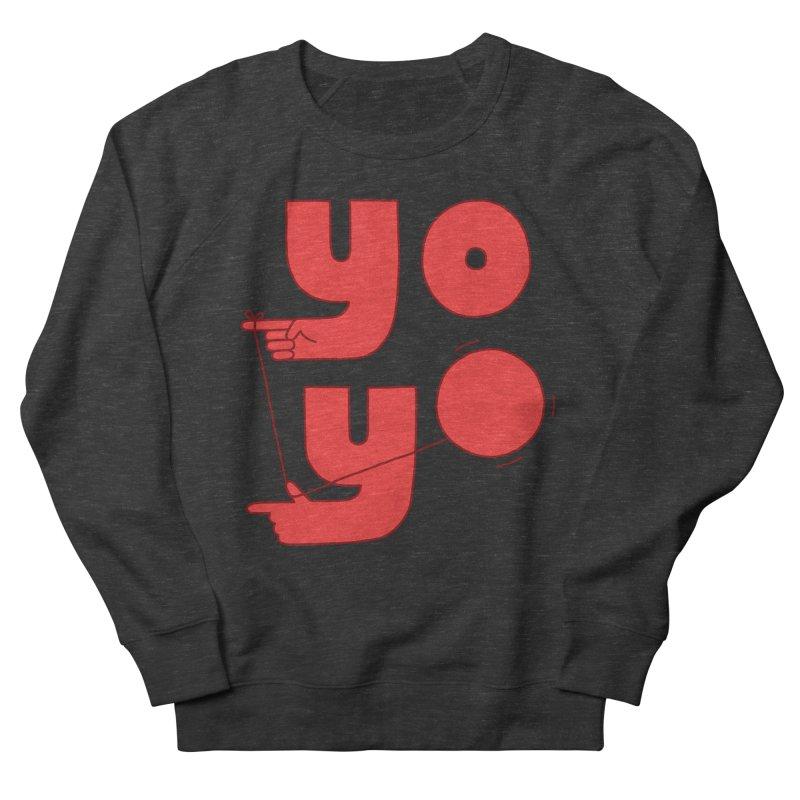 Yo Women's Sweatshirt by jacohaasbroek's Artist Shop