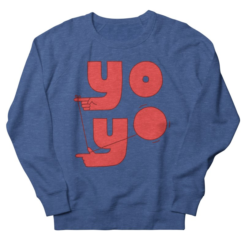 Yo Women's Sweatshirt by Haasbroek's Artist Shop