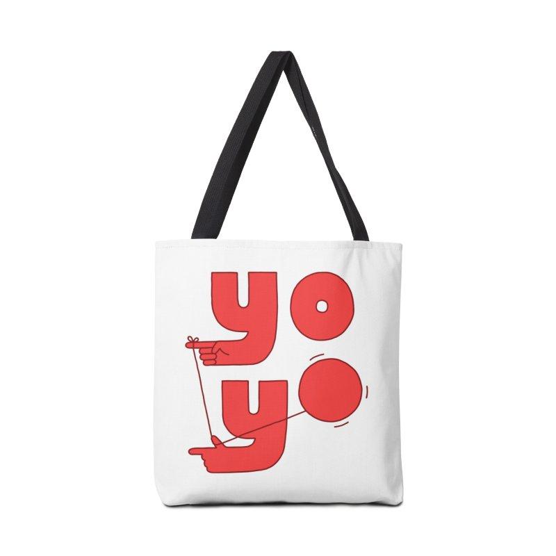 Yo Accessories Bag by jacohaasbroek's Artist Shop