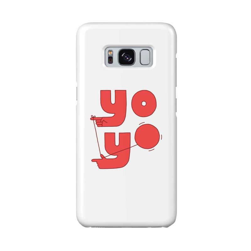 Yo Accessories Phone Case by Haasbroek's Artist Shop
