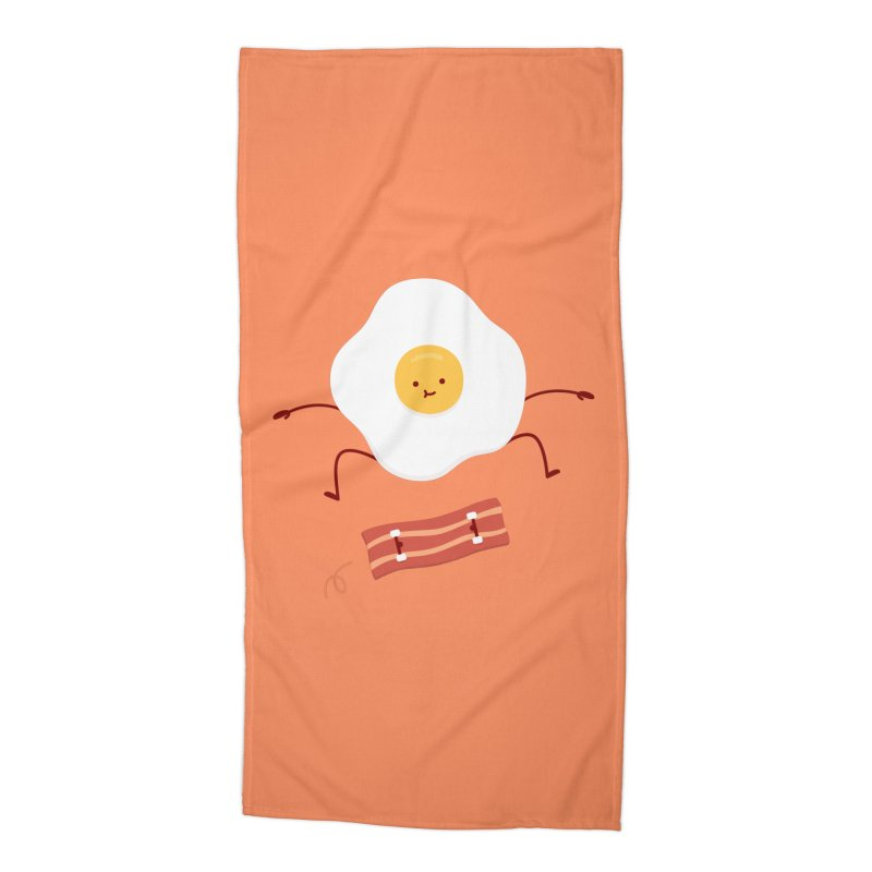 Easy Over Accessories Beach Towel by Haasbroek's Artist Shop