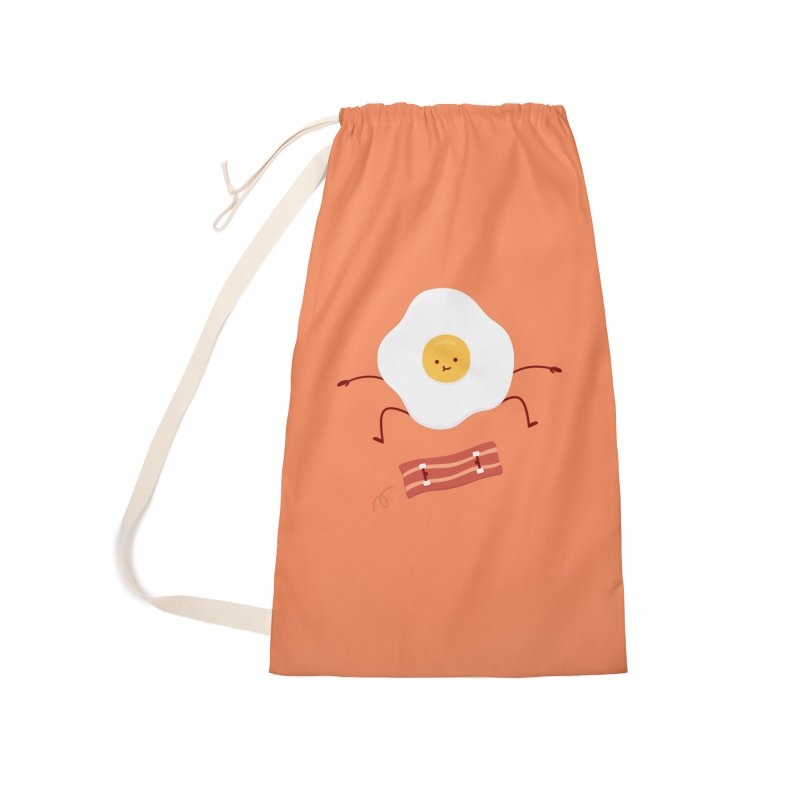 Easy Over Accessories Laundry Bag Bag by Haasbroek's Artist Shop