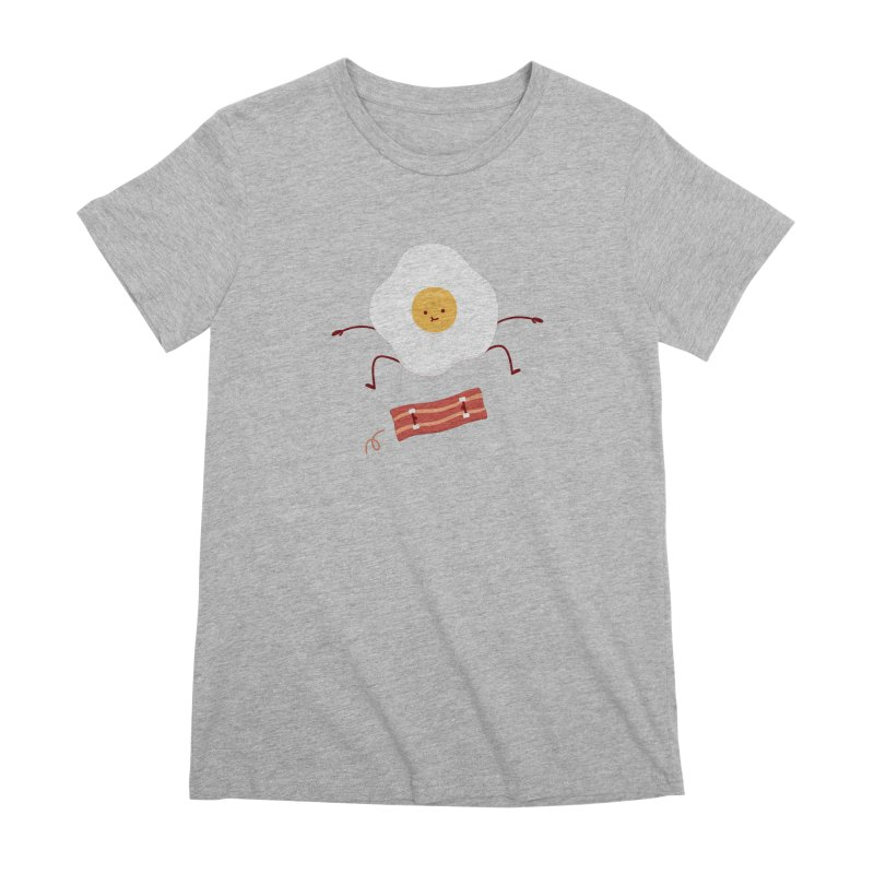 Easy Over Women's Premium T-Shirt by Haasbroek's Artist Shop