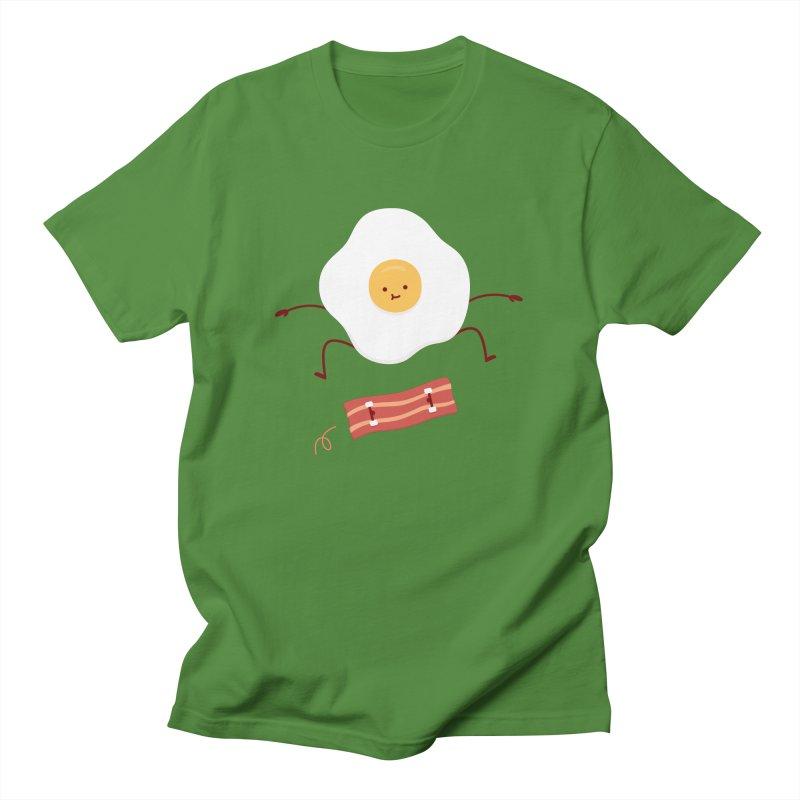 Easy Over Men's T-Shirt by Haasbroek's Artist Shop