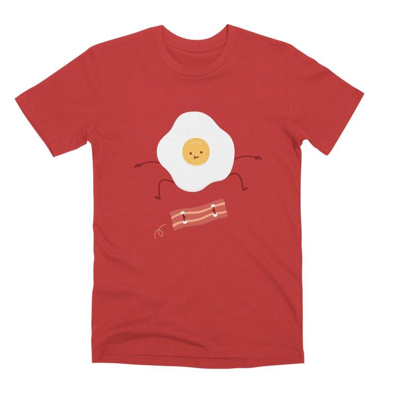 Easy Over Men's Premium T-Shirt by Haasbroek's Artist Shop