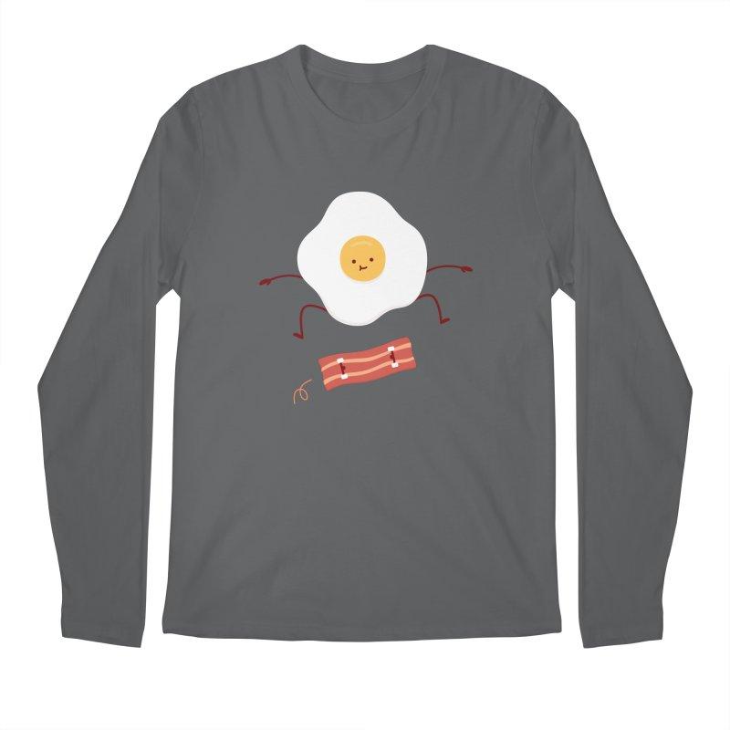 Easy Over Men's Regular Longsleeve T-Shirt by jacohaasbroek's Artist Shop