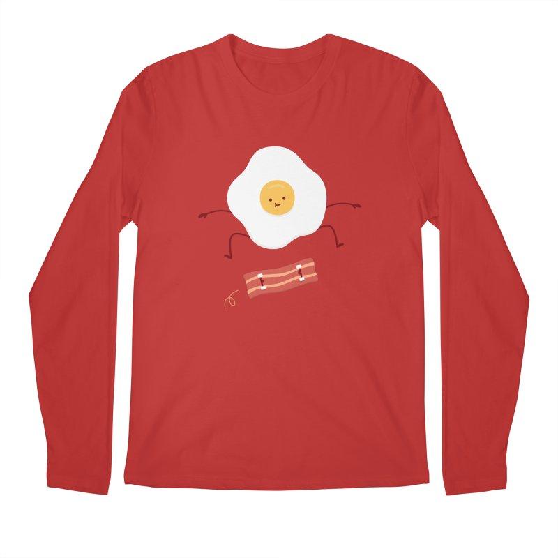 Easy Over Men's Regular Longsleeve T-Shirt by Haasbroek's Artist Shop