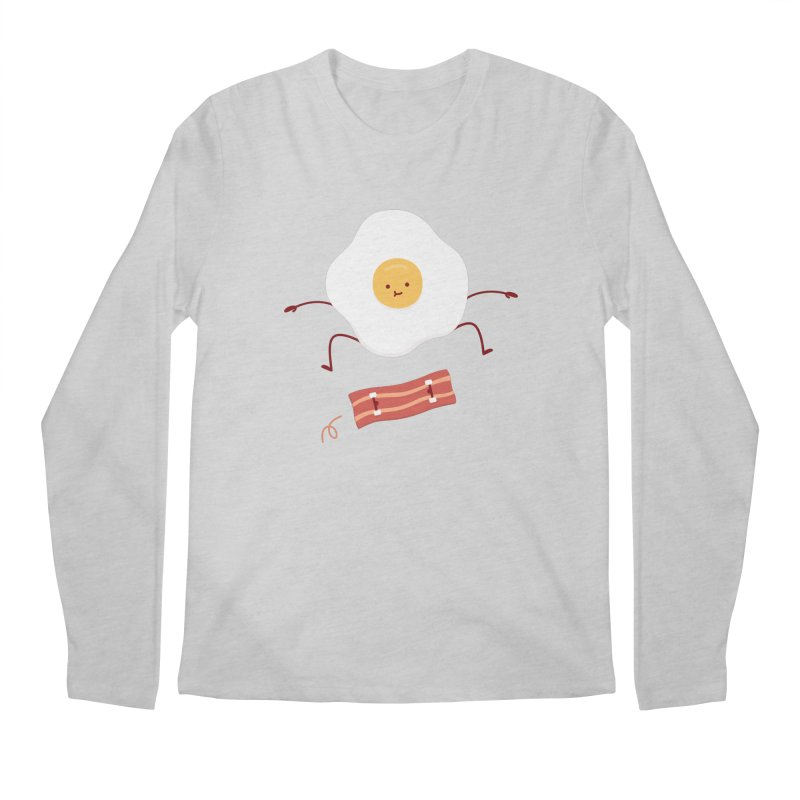 Easy Over Men's Regular Longsleeve T-Shirt by Haasbroek's Artist Shop