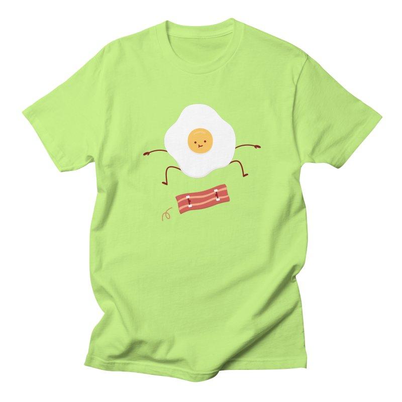 Easy Over Men's Regular T-Shirt by jacohaasbroek's Artist Shop