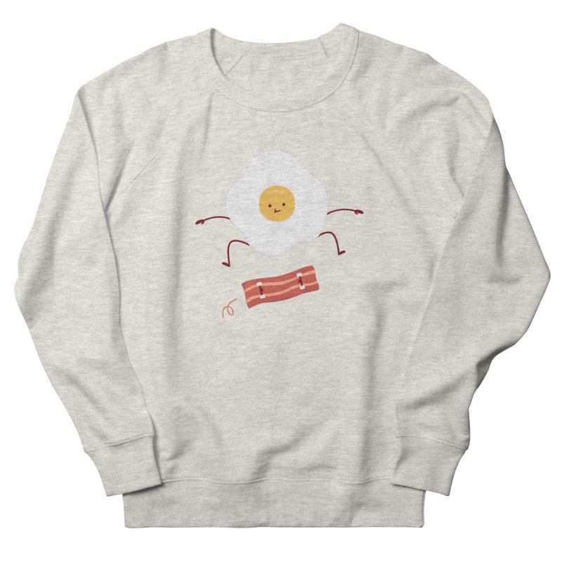Easy Over Women's French Terry Sweatshirt by Haasbroek's Artist Shop