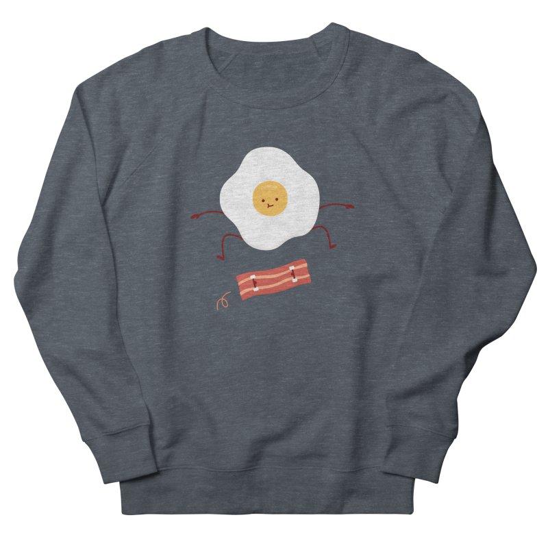 Easy Over Men's French Terry Sweatshirt by Haasbroek's Artist Shop