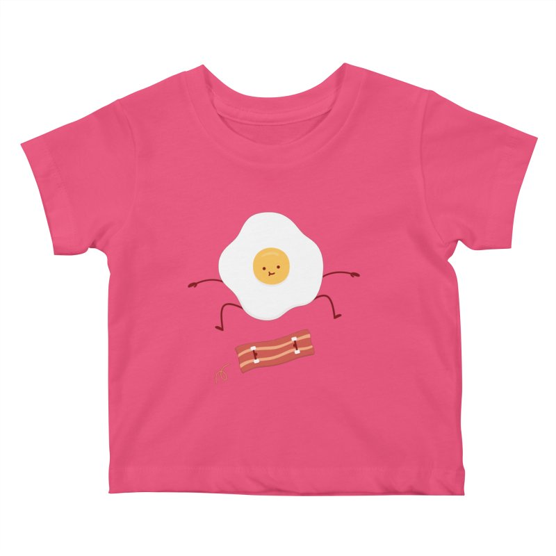 Easy Over Kids Baby T-Shirt by jacohaasbroek's Artist Shop
