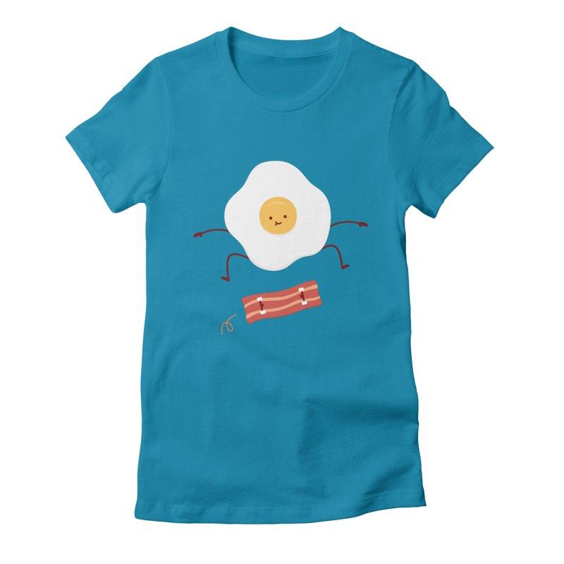 Easy Over Women's T-Shirt by Haasbroek's Artist Shop