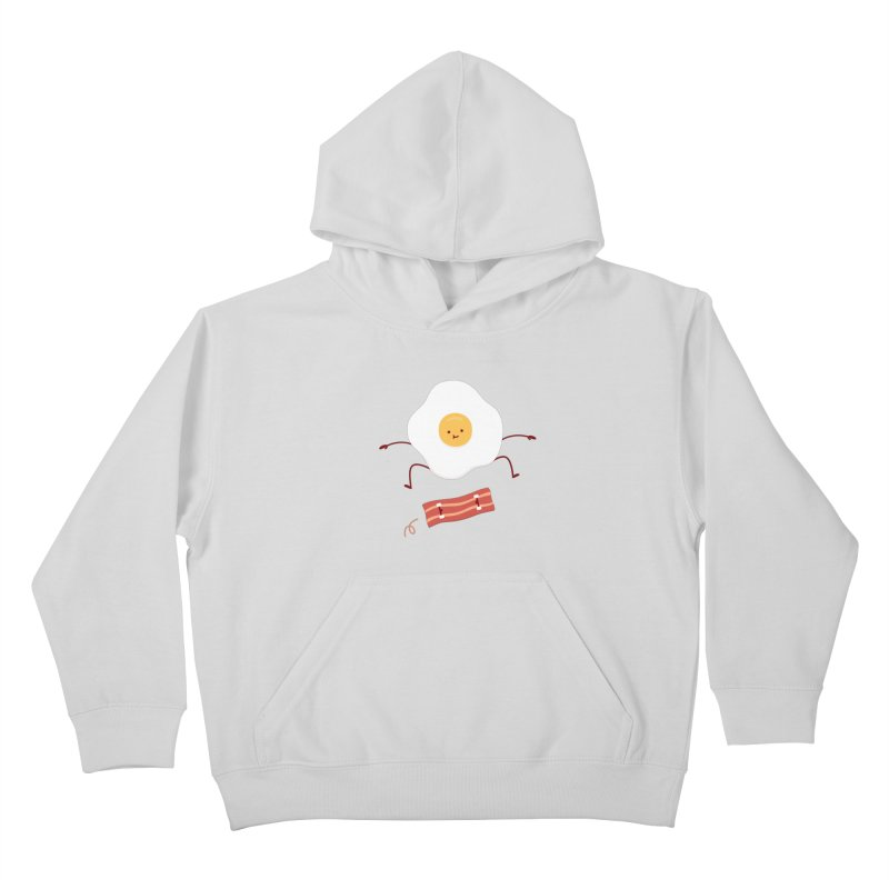 Easy Over Kids Pullover Hoody by jacohaasbroek's Artist Shop