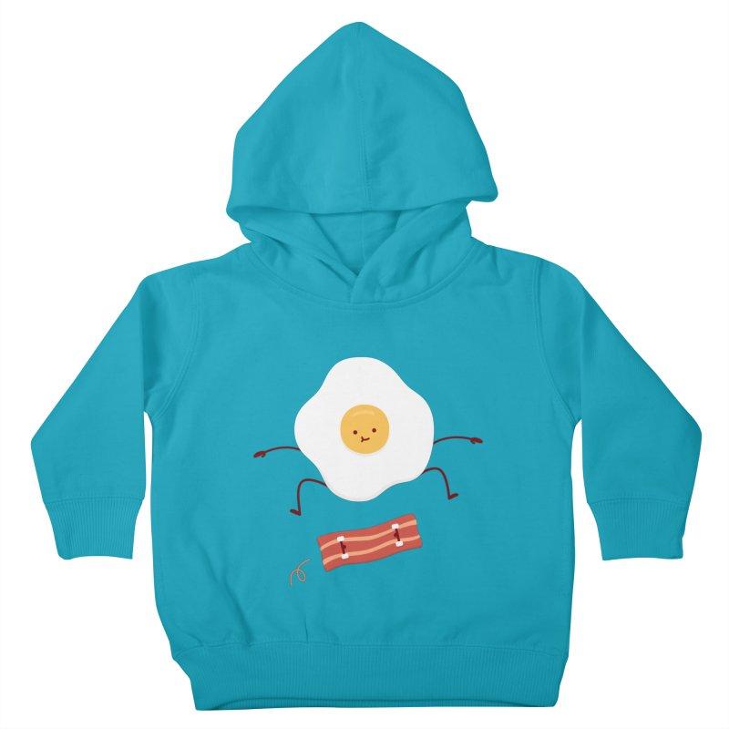 Easy Over Kids Toddler Pullover Hoody by Haasbroek's Artist Shop