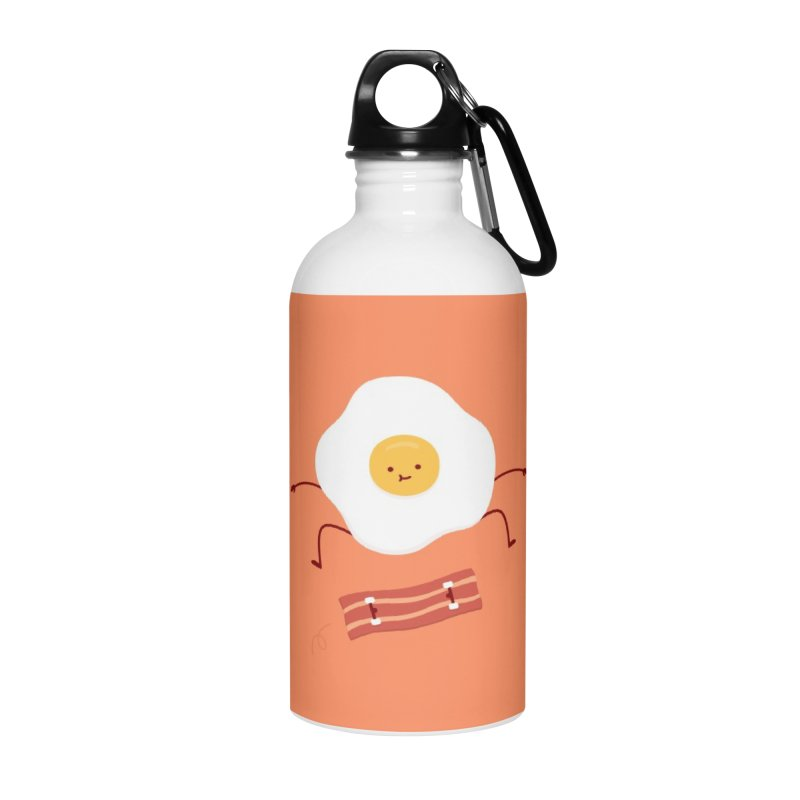 Easy Over Accessories Water Bottle by Haasbroek's Artist Shop