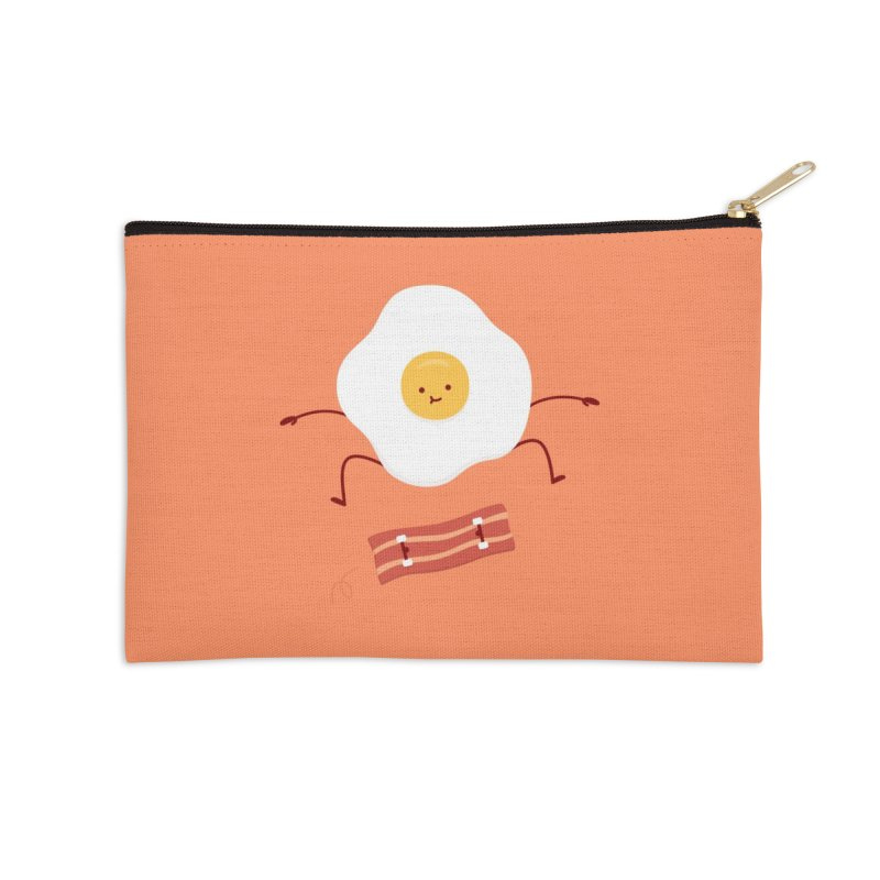 Easy Over Accessories Zip Pouch by jacohaasbroek's Artist Shop
