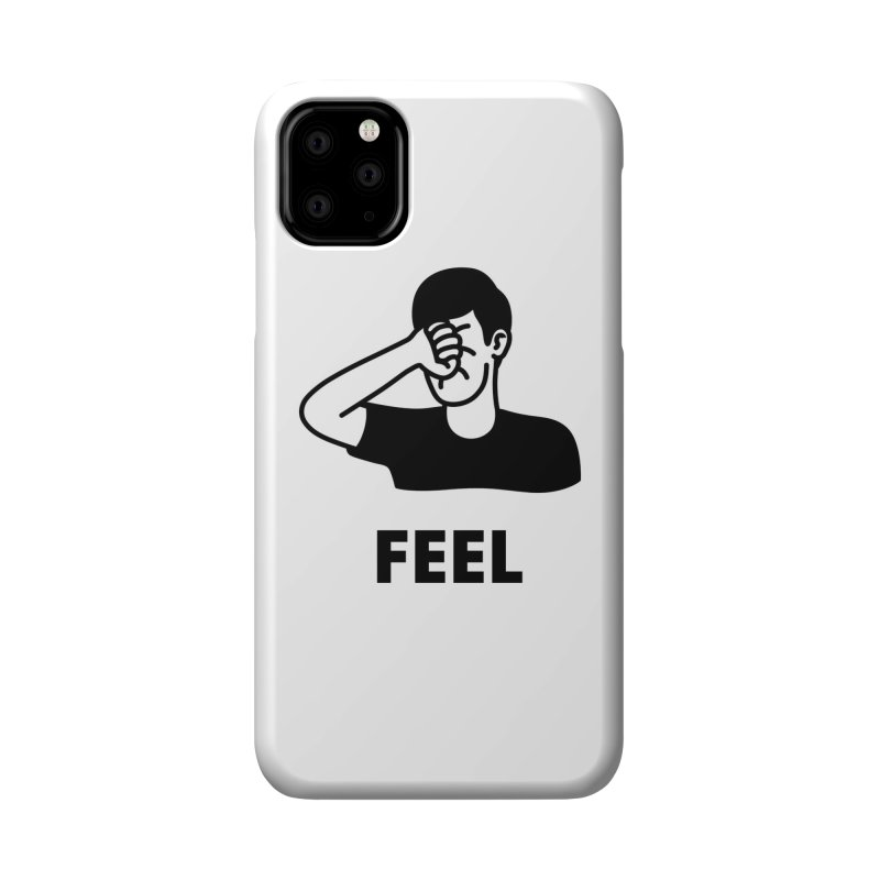 Punch Yourself Accessories Phone Case by Haasbroek's Artist Shop