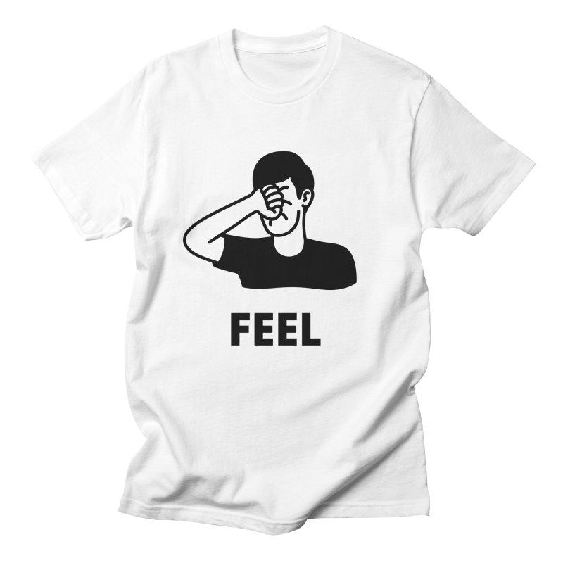 Punch Yourself Men's T-Shirt by Haasbroek's Artist Shop