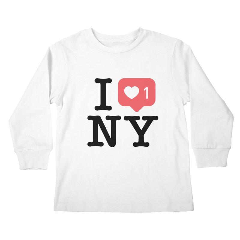 Armchair Travel Souvenir Kids Longsleeve T-Shirt by jacohaasbroek's Artist Shop