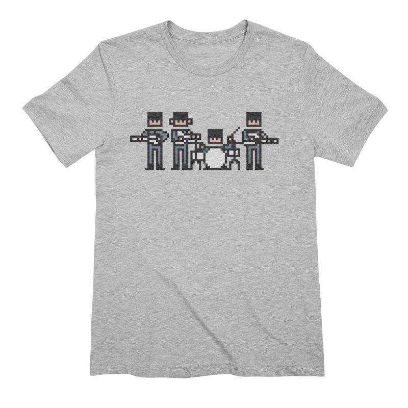 The Bitles Men's Extra Soft T-Shirt by Haasbroek's Artist Shop