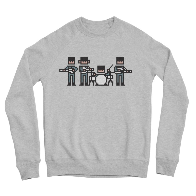 The Bitles Men's Sponge Fleece Sweatshirt by Haasbroek's Artist Shop