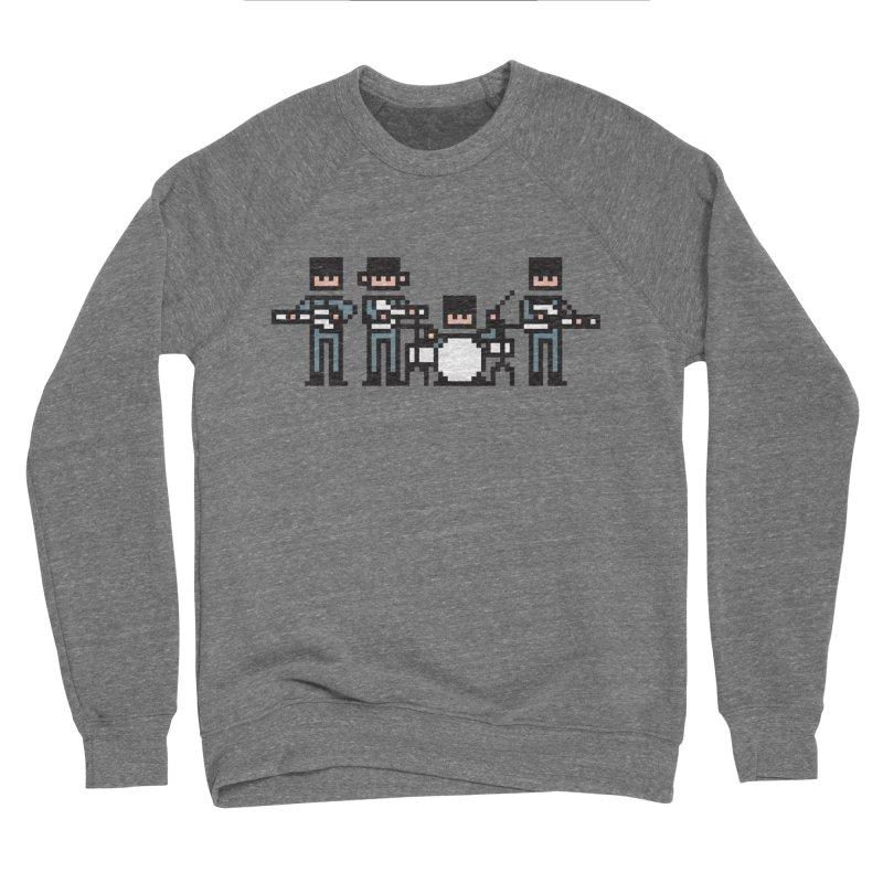 The Bitles Men's Sponge Fleece Sweatshirt by Haasbroek's Artist Shop