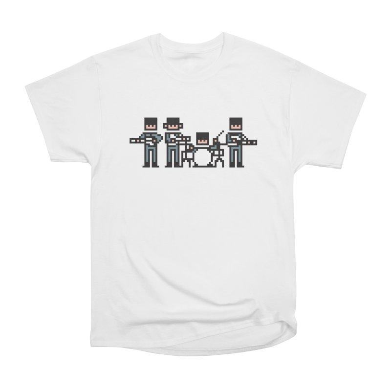 The Bitles Women's Heavyweight Unisex T-Shirt by Haasbroek's Artist Shop