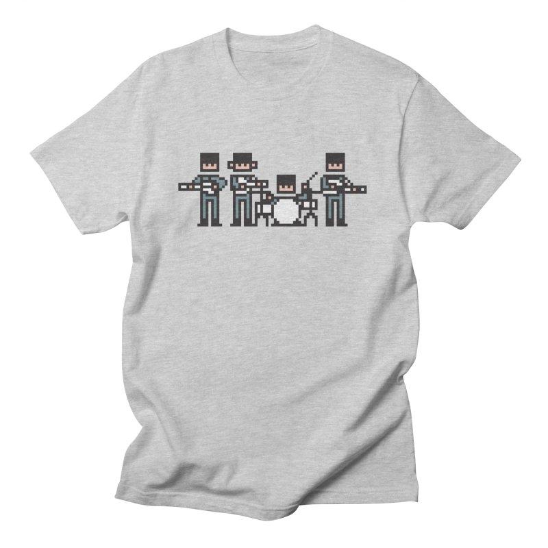 The Bitles Men's Regular T-Shirt by Haasbroek's Artist Shop