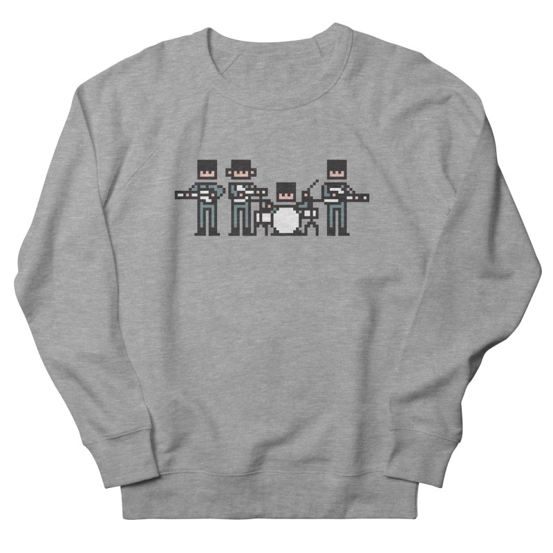The Bitles Women's French Terry Sweatshirt by Haasbroek's Artist Shop