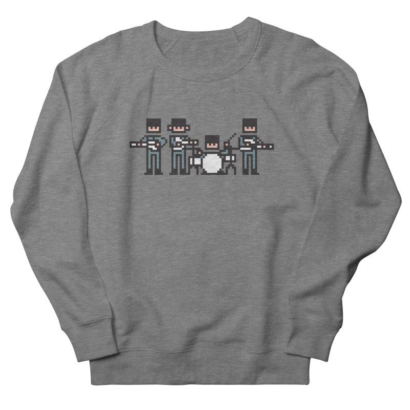 The Bitles Men's French Terry Sweatshirt by Haasbroek's Artist Shop